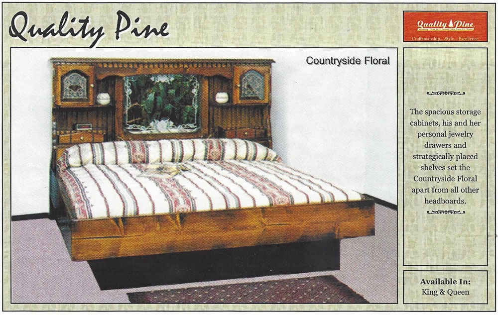 Countryside Floral Waterbeds