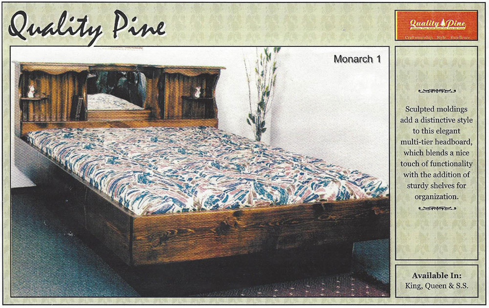 Monarch Waterbeds