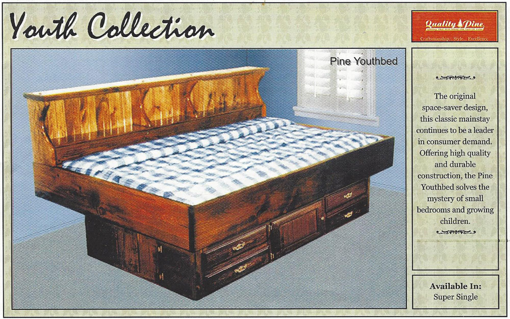 Youth Waterbed Collection